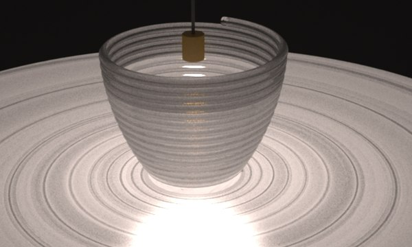 3d caustic vase 2016 model