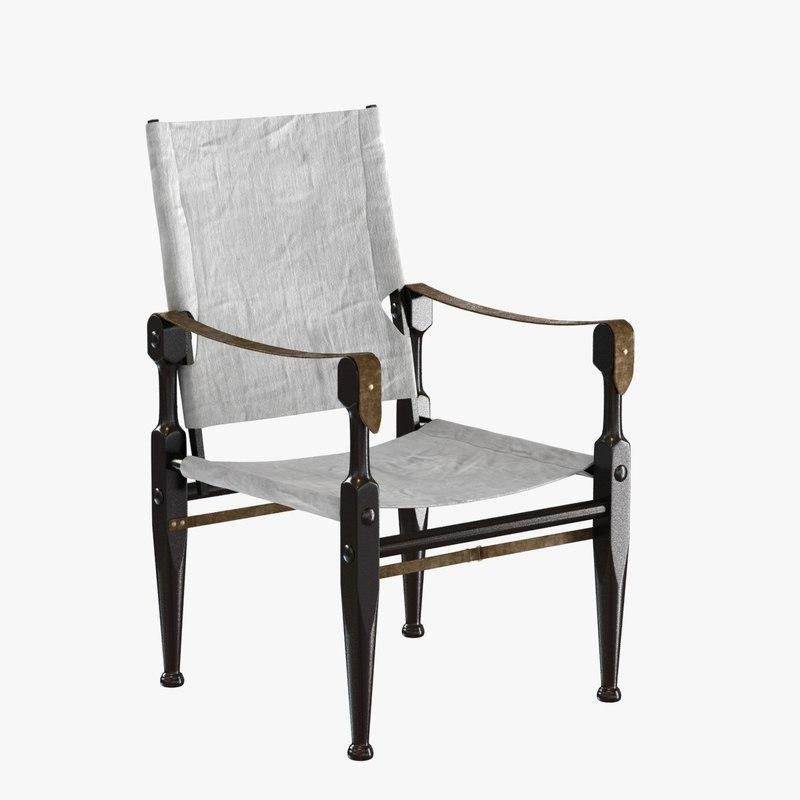 3ds swiss safari chair wilhlem