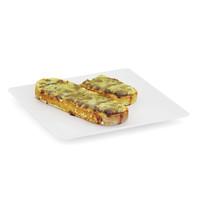 c4d casserole bread