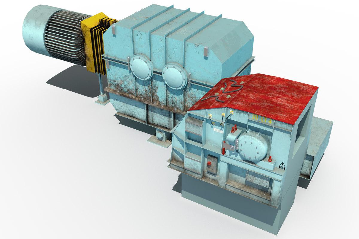 engine 3d max