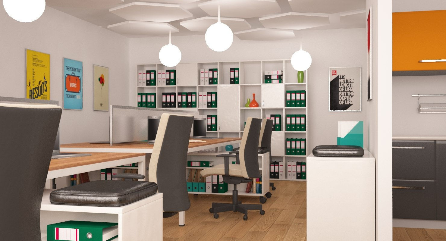 max office space