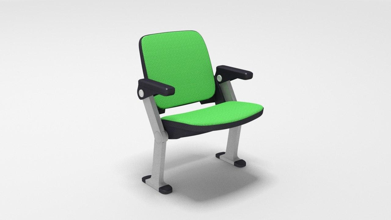 3ds theatre stadium chair