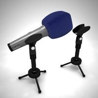 max microphone mic sennheizer