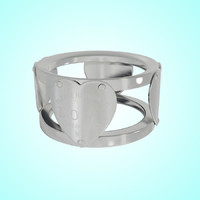 tiffany ring return 3d model