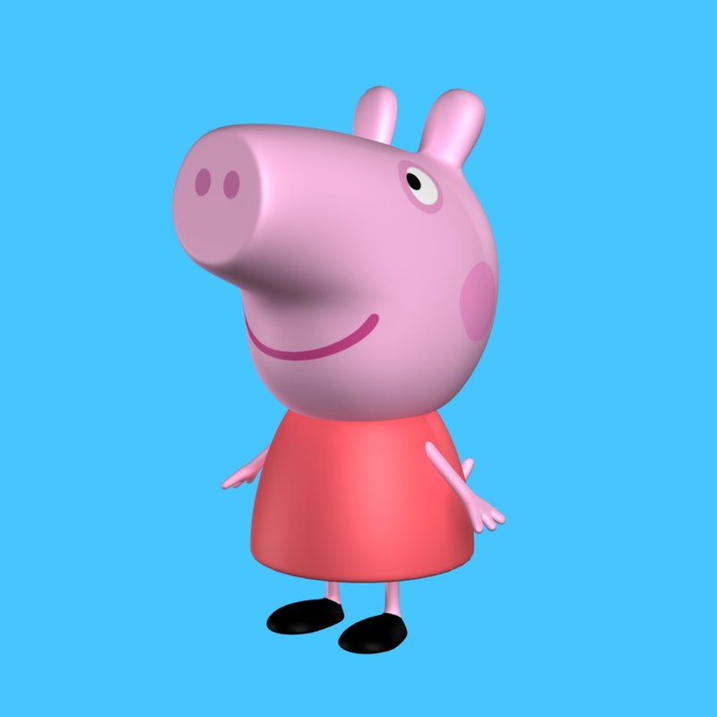 max peppa pig