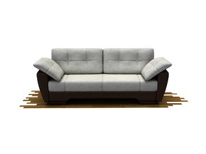 3d model sofa sofia