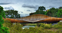 3d newzealand onepoto bridge model