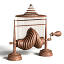 kinetic sculpture 3D models