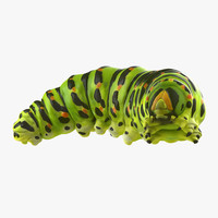 3d caterpillar pose 4