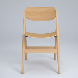 hiroshima folding chair 3d model