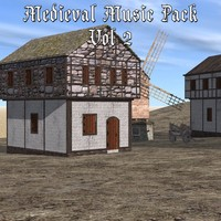 Medieval Music Pack Vol 2