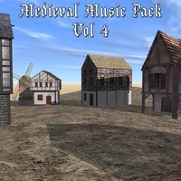Medieval Music Pack Vol 4