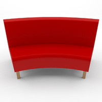 3d model couch props realist