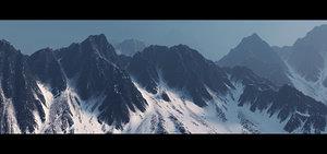 mountain terrain 3d max