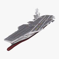 USS Dwight D Eisenhower CVN 69