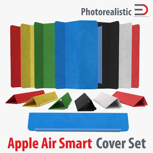 3d model apple smart cover air