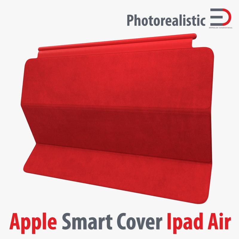 3d model apple ipad air smart