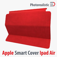 3d model apple ipad air smart