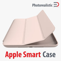 apple ipad mini smart 3d model