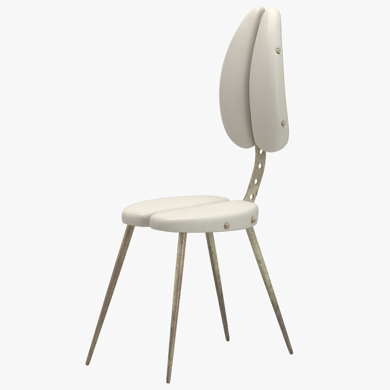 3d model chair 80