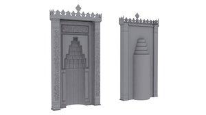 mosque altar max