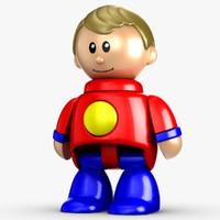3d model tolo toy