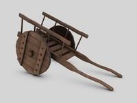 Medieval Handcart
