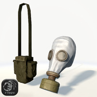max ussr gas mask