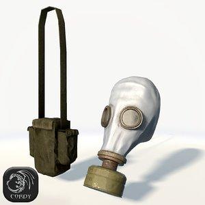 max ussr gas mask