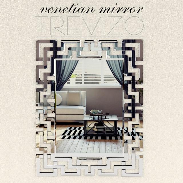 venetian mirror trevizo max