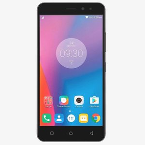 lenovo k6 dark grey 3d max