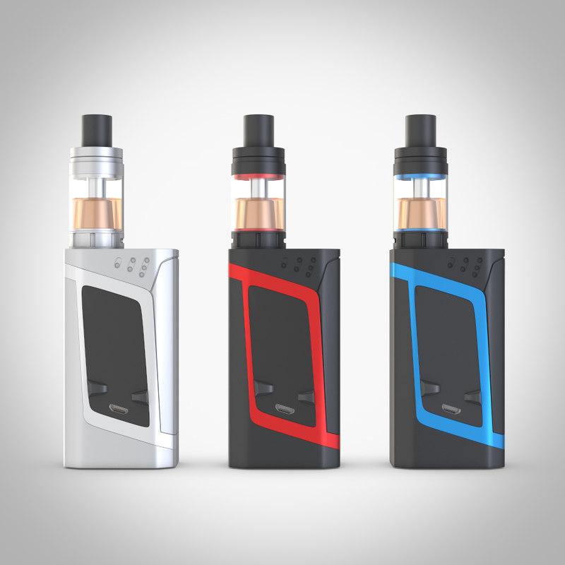 3d smoktech alien kit electronic
