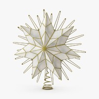 Star Tree Topper Light
