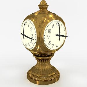 max grand central terminal clock