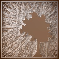 3d decorative panel 1 model