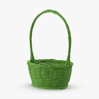 3d easter basket 02