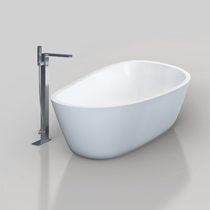 vasca da bagno almond max