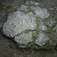 scanned stone 3d model