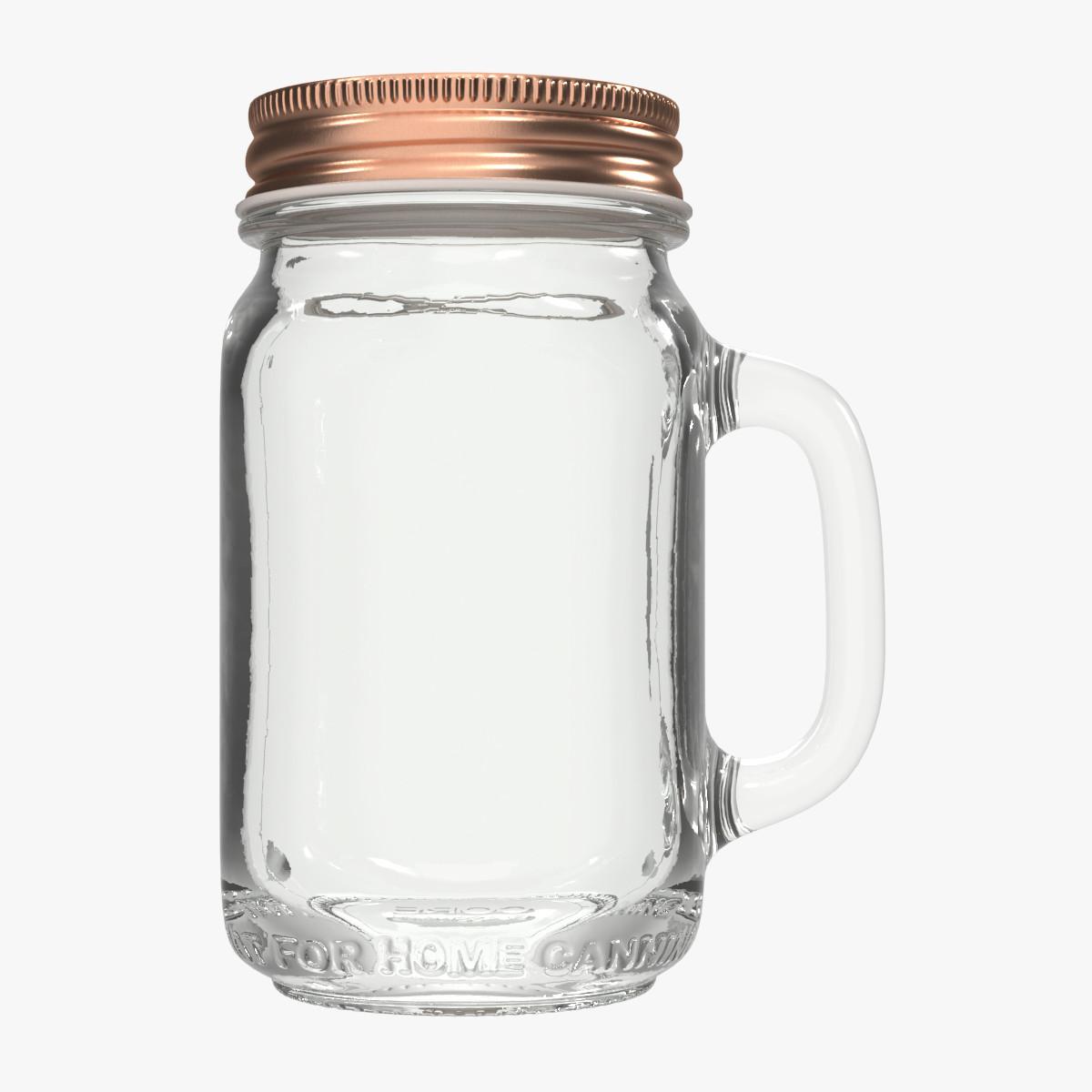 realistic mason jar max