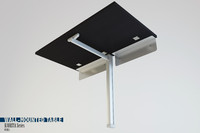 Wall-Mounted Table Bjursta Series Ikea(1)