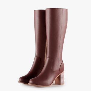 colors heels boots max