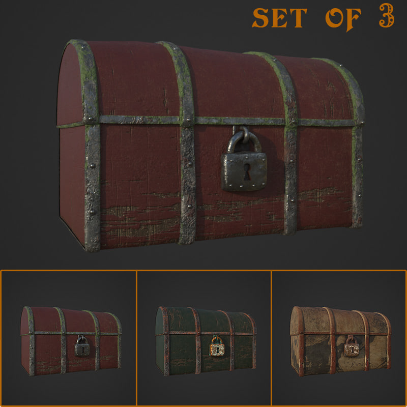 old chest max