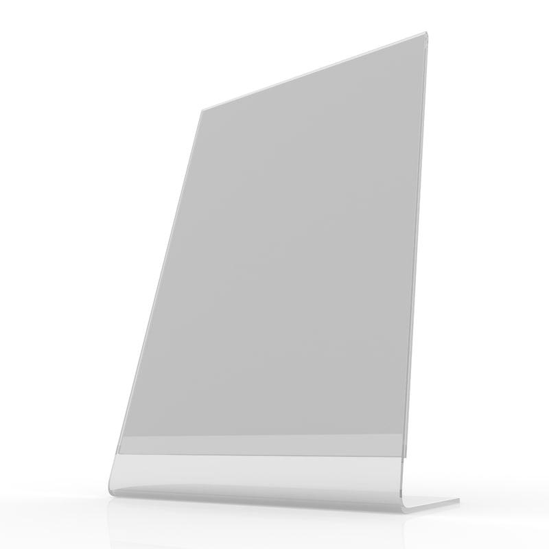 5 plexi table holder 3d model