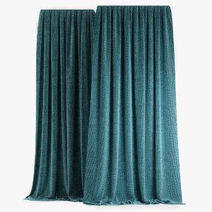 free max mode curtain