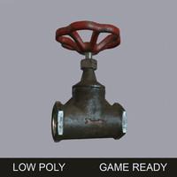 3d valve pipe