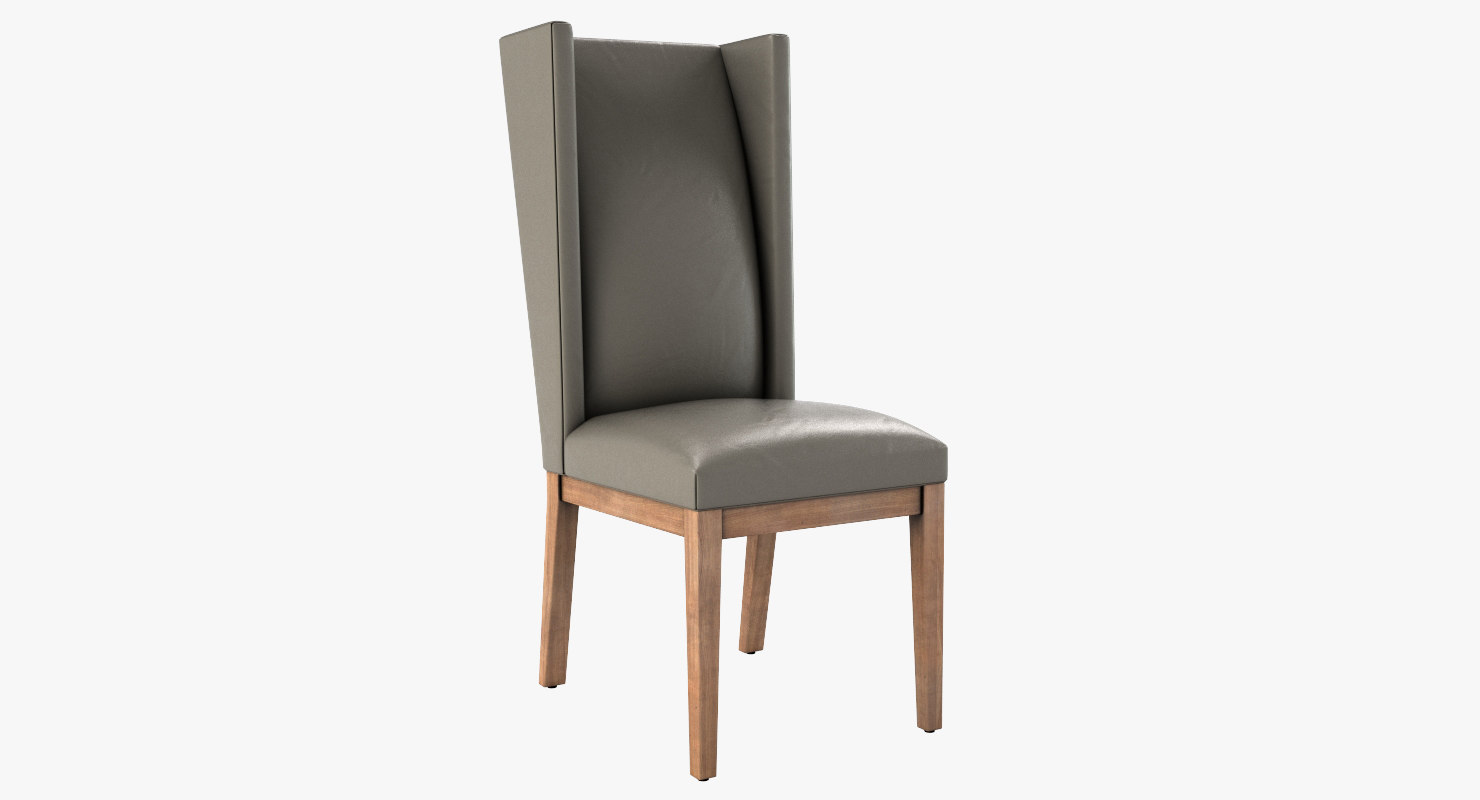 stewart chair 3d model
