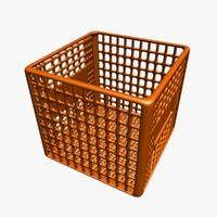 Milk Crate Container