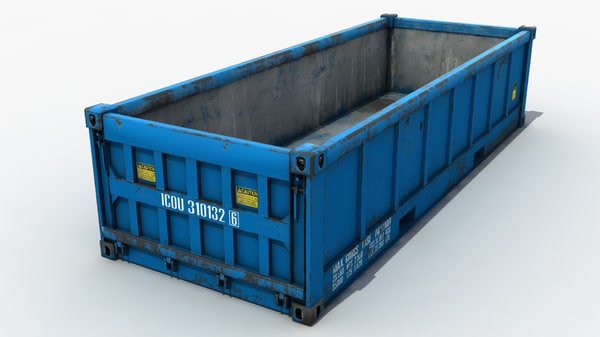 3d roll container