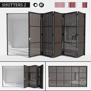 shutters 2 max