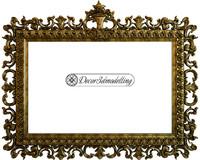 decorative frame 3d max
